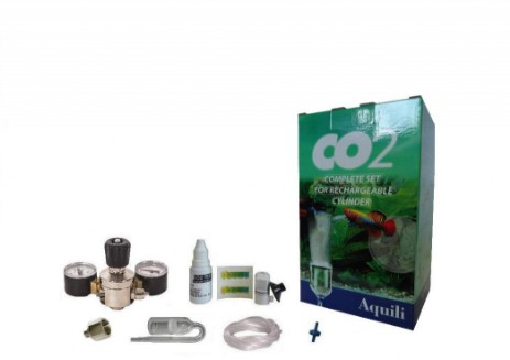 kit co2 complete set  aquili